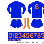 Chelsea 1972/73 (alt. borta)