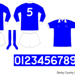 Derby County januari 1974–1975 (borta)