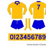 Everton 1972–1974 (borta)