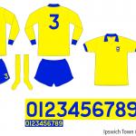 Ipswich- Town 1972–1975 (borta)