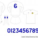 Leeds United 1973/74 (hemma hösten 1973)
