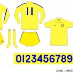 Leeds United 1974–1976 (borta)