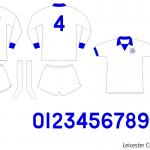 Leicester City 1973/74 (borta)