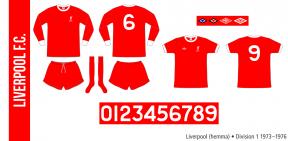 Liverpool 1973–1976 (hemma)