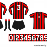 Manchester City 1972–1974 (borta)