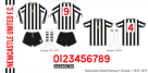 Newcastle United 1972–1975