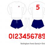 Nottingham Forest 1971/72 (borta)