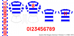 Queens Park Rangers 1964–1974 (hemma)