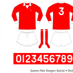 Queens Park Rangers 1973/74 (borta)