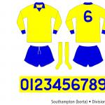 Southampton 1972–1974 (borta)