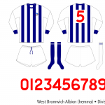 West Bromwich Albion 1971/72 (hemma)