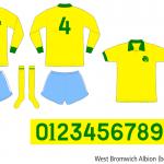 West Bromwich Albion 1972–1974 (borta)