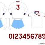 Aston Villa 1975/76 (borta)