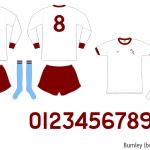 Burnley 1975–1978 (borta)