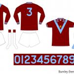 Burnley 1975–1979 (hemma)