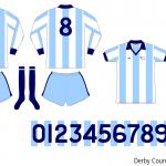 Derby County 1975/76 (borta)