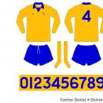 Everton 1974–1976 (borta)
