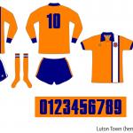 Luton Town 1974–1976 (hemma)
