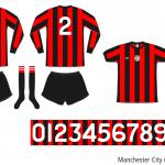 Manchester City 1974–1976 (borta)