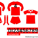 Middlesbrough 1973–1975 (hemma)