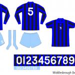 Middlesbrough 1973–1975 (borta)
