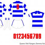 Queens Park Rangers 1974/75 (hemma hösten 1974)