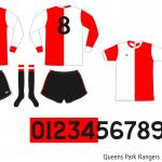 Queens Park Rangers 1974–1976 (borta)