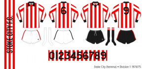 Stoke City 1974/75 (hemma)