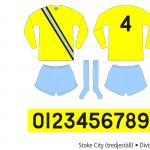 Stoke City 1974/75 (tredjeställ)