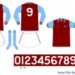 Aston Villa 1976–1980 (hemma)