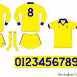 Birmingham City 1976/77 (borta)