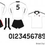 Bristol City 1976–1980 (borta)