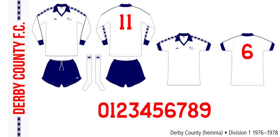 Derby County 1976–1978 (hemma)