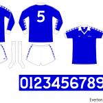 Everton 1976/77 (hemma)