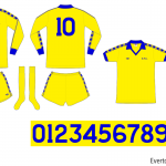 Everton 1976/77 (borta)