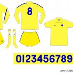 Leeds United 1976/77 (borta)