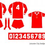 Leicester City 1976–1979 (tredjeställ)
