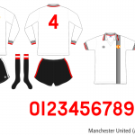 Manchester United 1975/76 (alternativ borta)