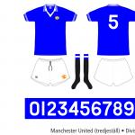 Manchester United 1976/77 (tredjeställ)