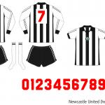 Newcastle United 1976–1978 (hemma)