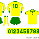 Newcastle United 1976–1980 (borta)
