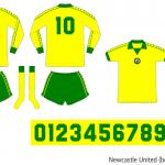 Newcastle United 1976–1980 (borta)
