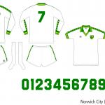 Norwich City 1977–1981 (borta)