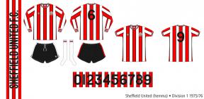 Sheffield United 1975/76 (hemma)