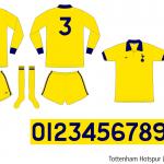 Tottenham Hotspur 1975–1977 (borta)