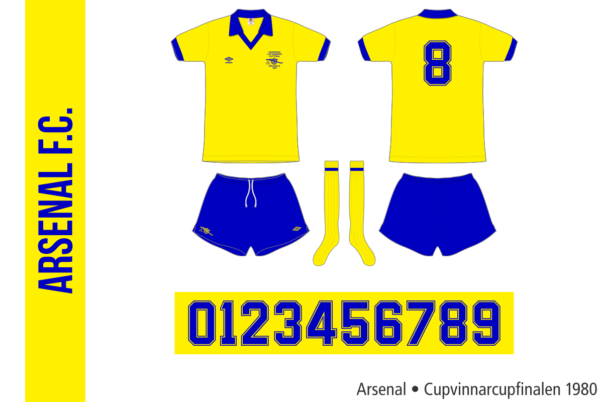 Arsenal (Cupvinnarcupfinalen 1980)
