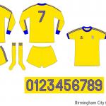 Birmingham City 1977–1980 (borta)