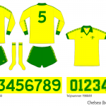 Chelsea 1978–1981 (borta)