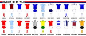 Engelska division ett 1977/78