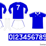 Everton 1977/78 (hemma)
